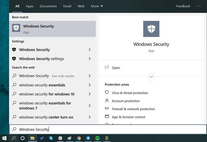 Cách bật tính năng chống mã độc tống tiền trên Windows 1
