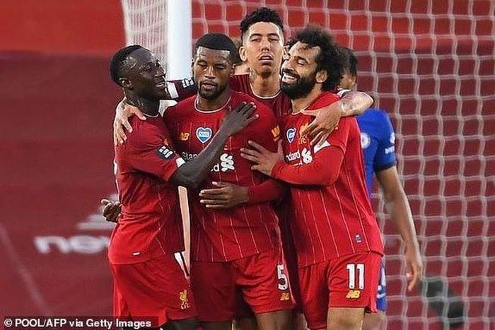 Thua Liverpool trong 'cơn mưa gôn', Chelsea bỏ lỡ thời cơ vàng - Báo Pháp Luật TP.HCM