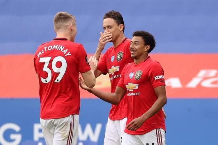 Chấm điểm trận Leicester 0-2 Man Utd: Lần đầu cho Lingard