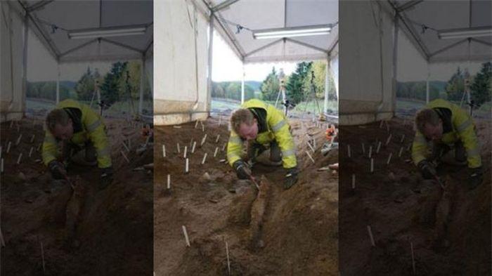 Phát hiện giật mình, đôi nam nữ nằm cùng một mộ cách nhau… 100 tuổi - ảnh 2