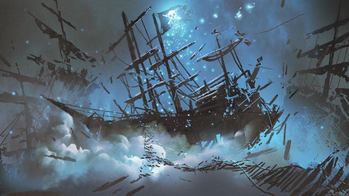 Lời cầu cứu rùng rợn từ 'tàu ma' nổi tiếng thế giới - ảnh 9.