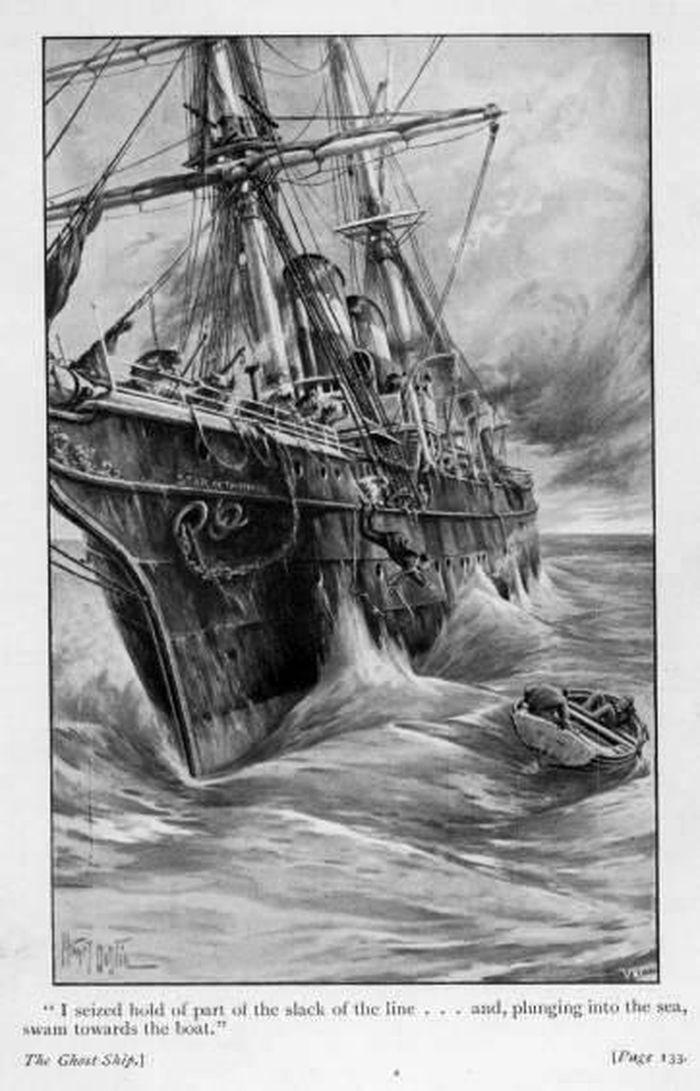 Lời cầu cứu rùng rợn từ 'tàu ma' nổi tiếng thế giới - ảnh 3.