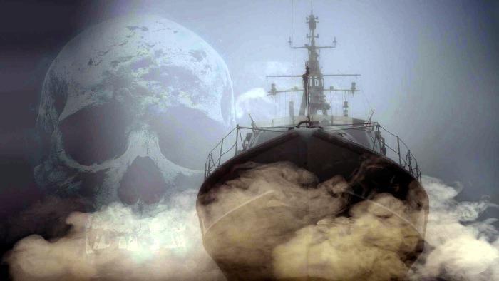 Lời cầu cứu rùng rợn từ 'tàu ma' nổi tiếng thế giới - ảnh 10.