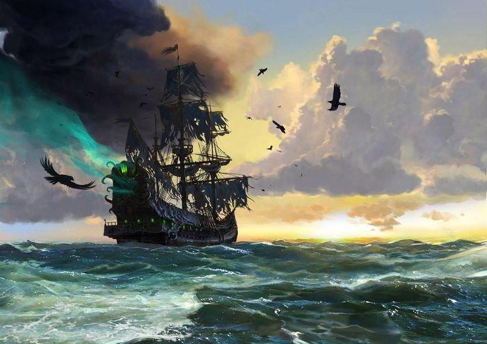Lời cầu cứu rùng rợn từ 'tàu ma' nổi tiếng thế giới - ảnh 4.