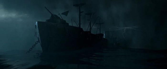 Lời cầu cứu rùng rợn từ 'tàu ma' nổi tiếng thế giới - ảnh 8.