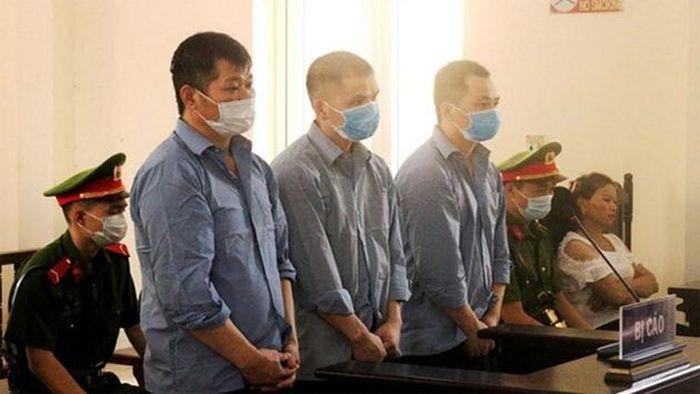Hai tử tù chết trong tư thế treo cổ trong trại tạm giam - Báo Bảo ...