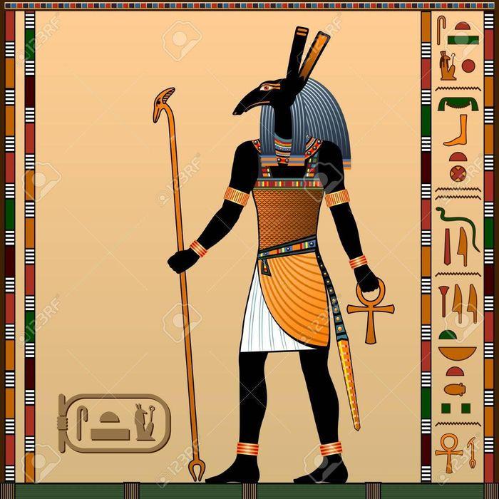 Bí mật khủng khiếp về vị thần nổi tiếng Ai Cập - ảnh 6.