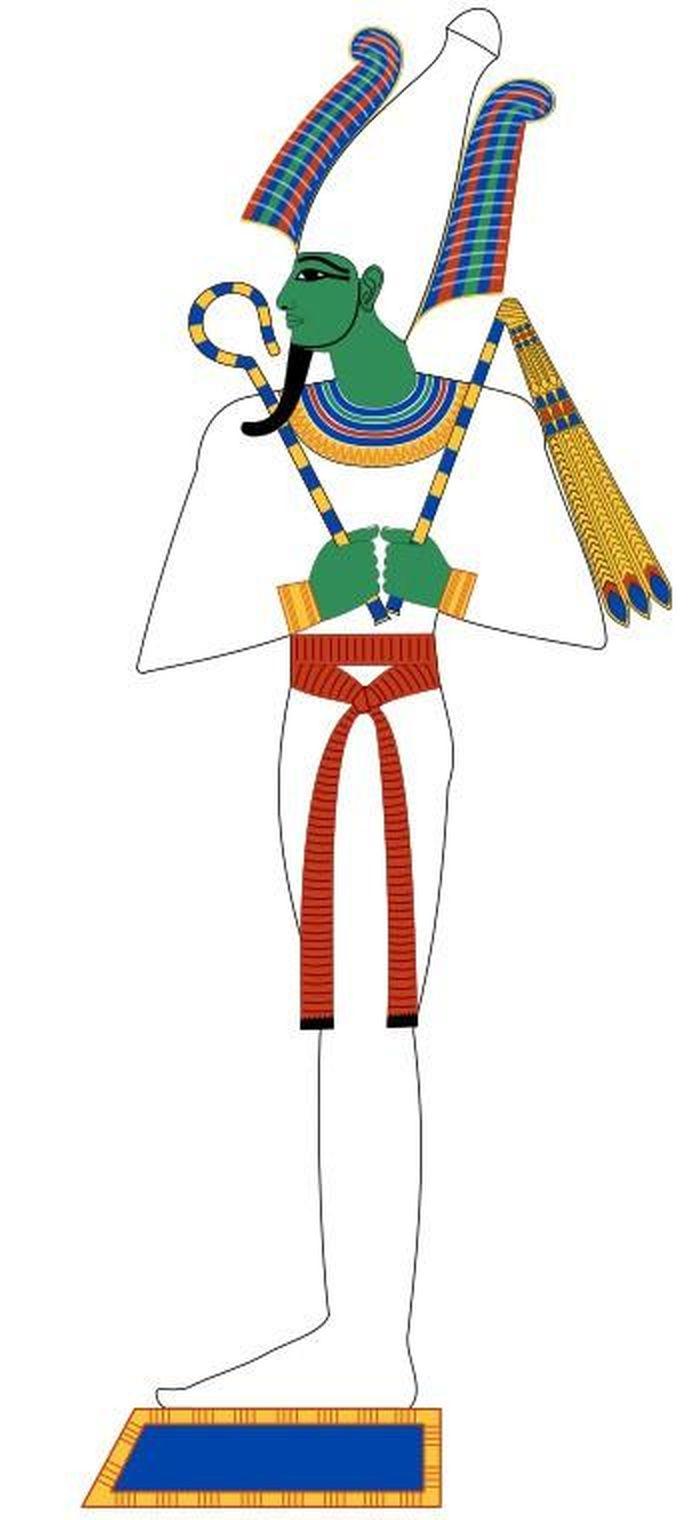 Bí mật khủng khiếp về vị thần nổi tiếng Ai Cập - ảnh 2.