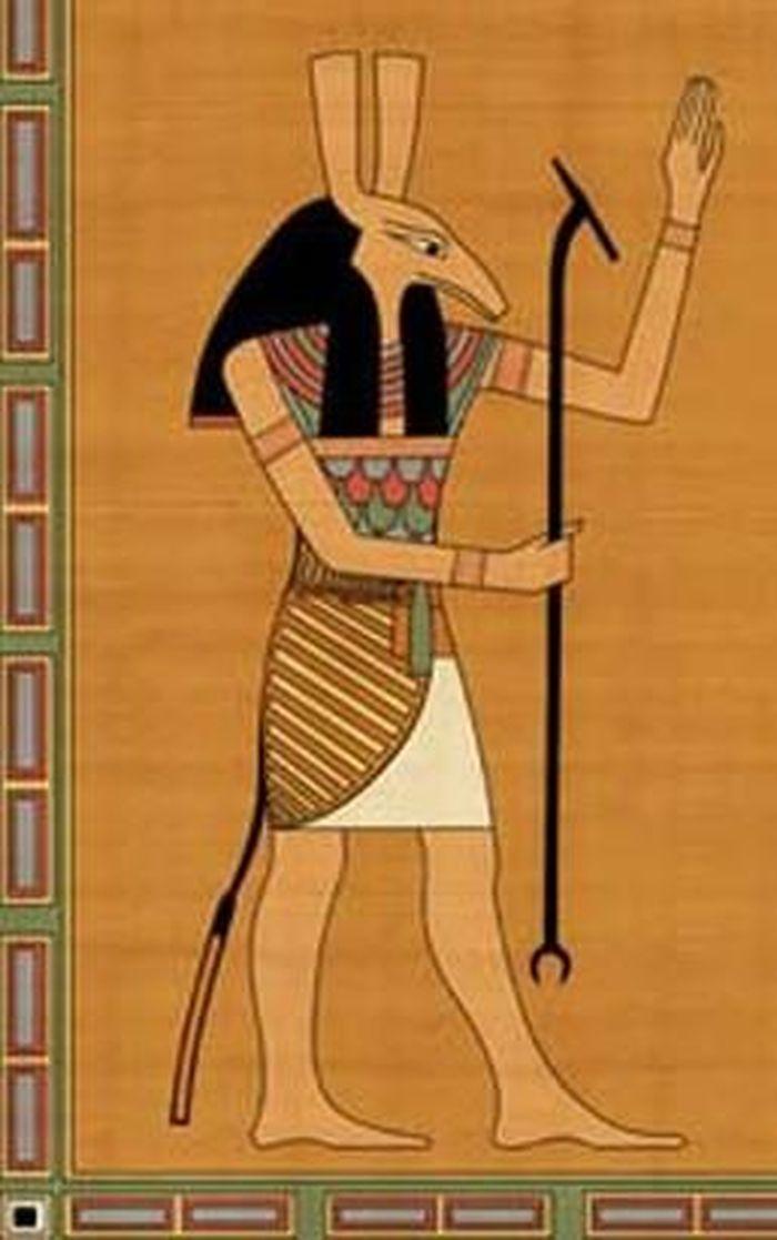 Bí mật khủng khiếp về vị thần nổi tiếng Ai Cập - ảnh 7.
