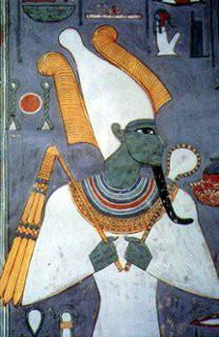 Bí mật khủng khiếp về vị thần nổi tiếng Ai Cập - ảnh 9.