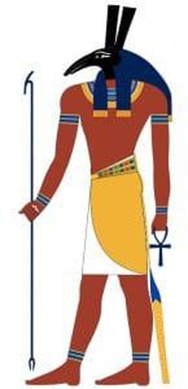 Bí mật khủng khiếp về vị thần nổi tiếng Ai Cập - ảnh 3.