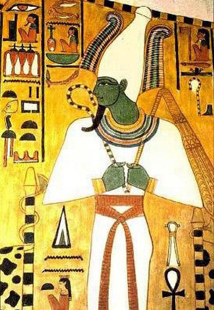 Bí mật khủng khiếp về vị thần nổi tiếng Ai Cập - ảnh 4.