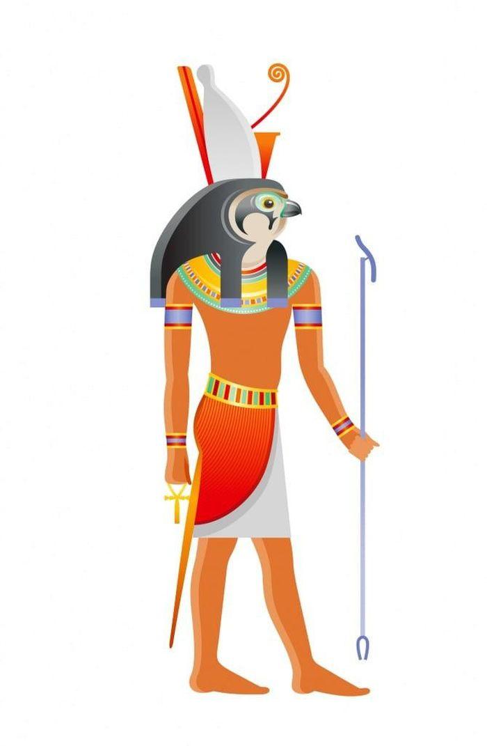 Bí mật khủng khiếp về vị thần nổi tiếng Ai Cập - ảnh 10.