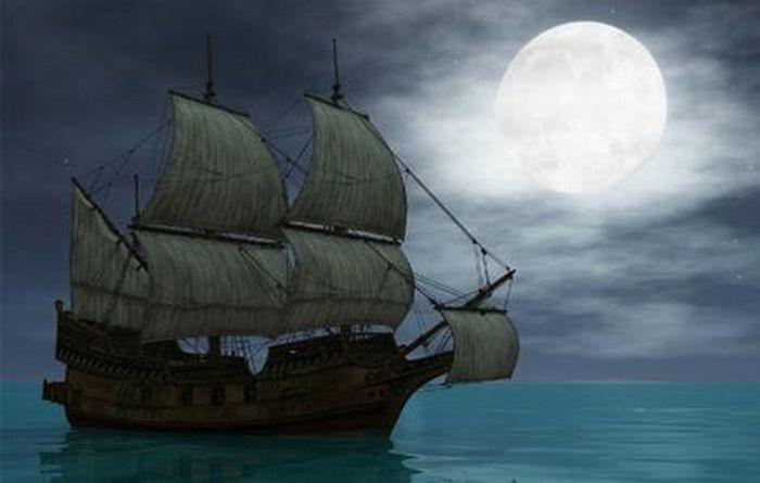 Bí ẩn vụ người 'bốc hơi' trên 'con tàu ma' năm 1872