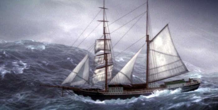 Bí ẩn vụ người 'bốc hơi' trên 'con tàu ma' năm 1872 - ảnh 9.