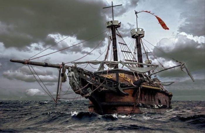 Bí ẩn vụ người 'bốc hơi' trên 'con tàu ma' năm 1872 - ảnh 6.