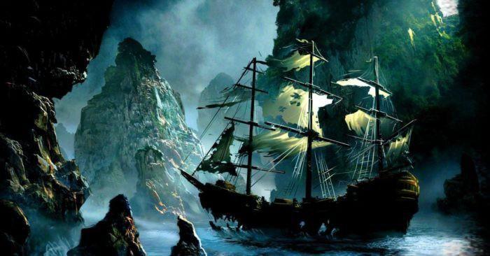 Bí ẩn vụ người 'bốc hơi' trên 'con tàu ma' năm 1872 - ảnh 10.