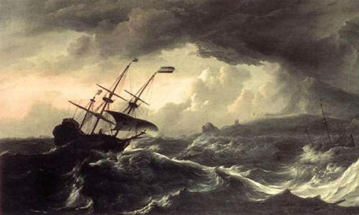 Bí ẩn vụ người 'bốc hơi' trên 'con tàu ma' năm 1872 - ảnh 5.