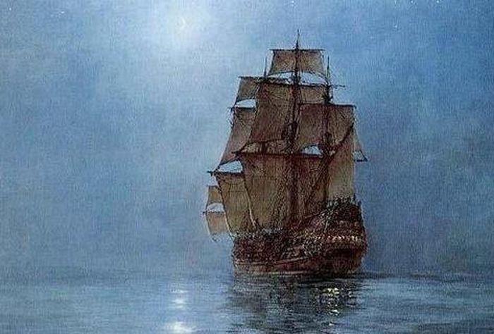 Bí ẩn vụ người 'bốc hơi' trên 'con tàu ma' năm 1872 - ảnh 7.