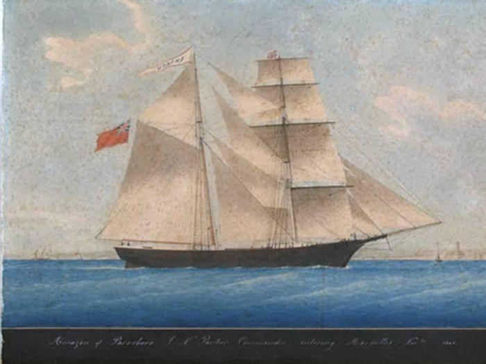 Bí ẩn vụ người 'bốc hơi' trên 'con tàu ma' năm 1872 - ảnh 4.