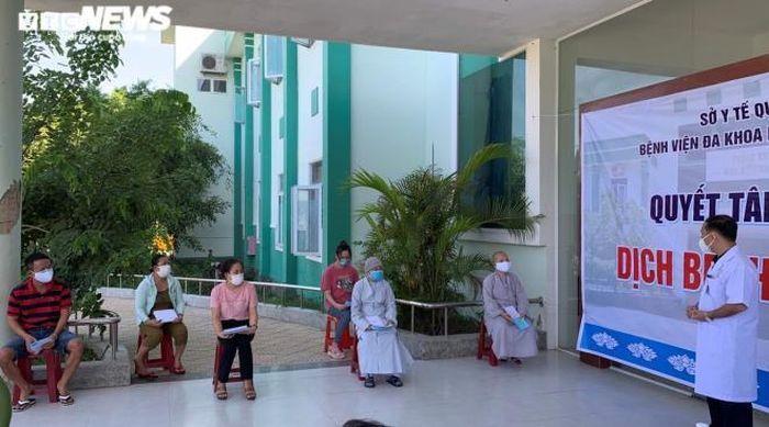 Nữ sinh viên ở Quảng Nam dương tính trở lại với SARS-CoV-2 sau 4 ngày xuất viện