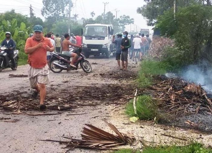 Nhân chứng vụ nổ ki.nh ho.àng ở Quảng Nam