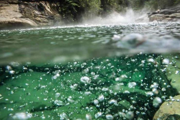 Kỳ bí dòng sông sôi có thể luộc chín mọi sinh vật - ảnh 2.