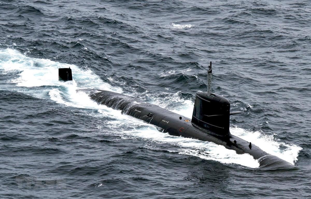 Mỹ theo dõi tàu ngầm của Nga nổi lên gần bờ biển Alaska - Báo VietnamPlus