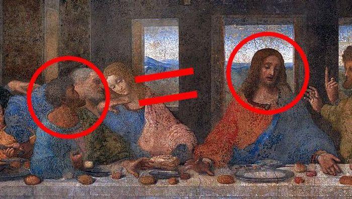 5 bí ẩn trong những bức họa nổi tiếng của đại thiên tài Leonardo da Vinci - ảnh 4.