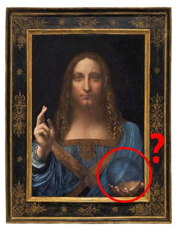 5 bí ẩn trong những bức họa nổi tiếng của đại thiên tài Leonardo da Vinci - ảnh 2.