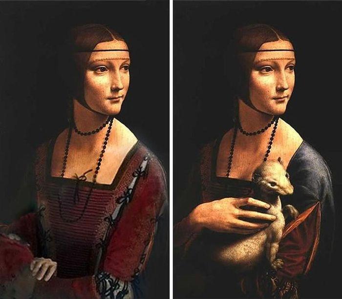 5 bí ẩn trong những bức họa nổi tiếng của đại thiên tài Leonardo da Vinci - ảnh 7.