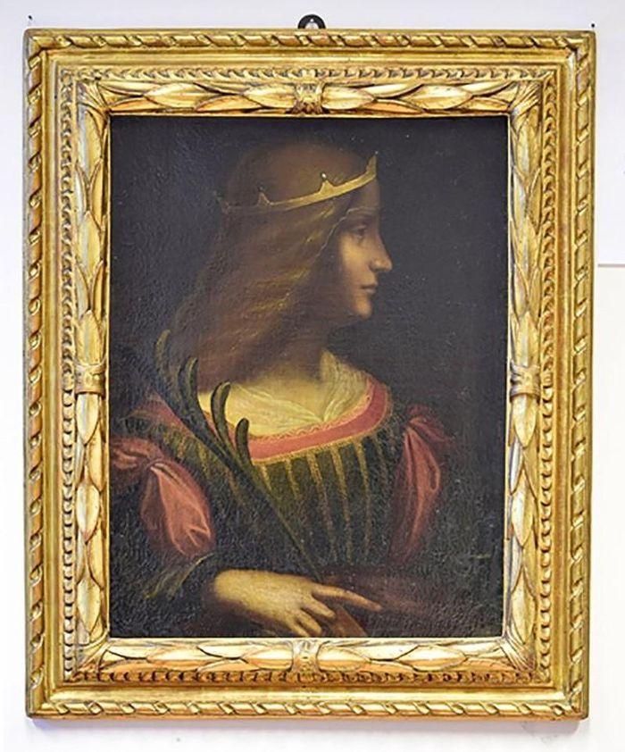 5 bí ẩn trong những bức họa nổi tiếng của đại thiên tài Leonardo da Vinci - ảnh 6.