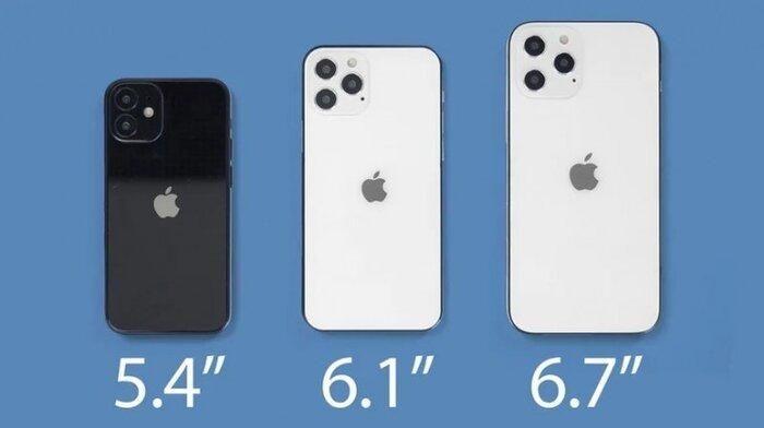 Nóng: iPhone 12 \'bằng xương bằng thịt\' lần đầu lộ diện trong video trên tay