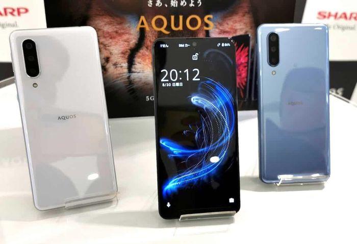 Sharp ra mắt 4 smartphone mới, nhiều lựa chọn về cấu hình và thiết kế