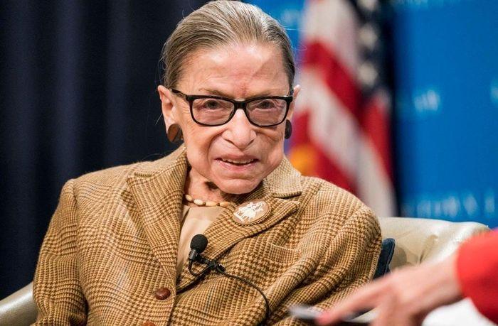 Thẩm phán Tòa án Tối cao Mỹ Ruth Bader Ginsburg qua đời - Báo Tin Tức TTXVN