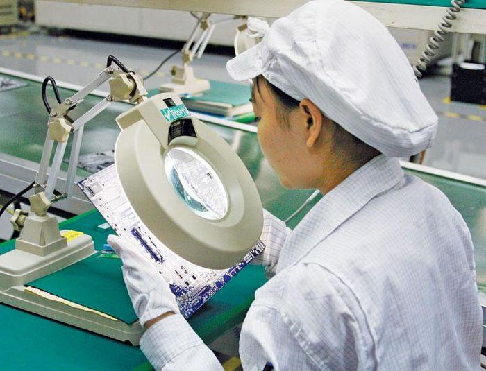 Pegatron đầu tư 1 tỷ USD vào Việt Nam
