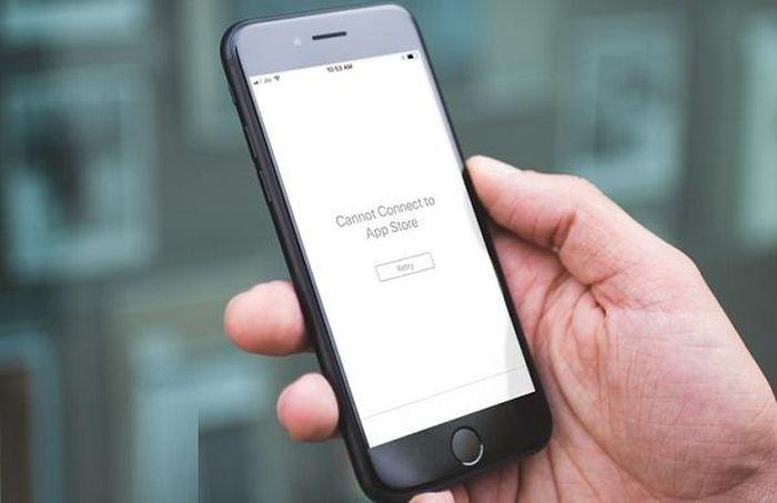 Thủ thuật khắc phục điện thoại iPhone không tải được ứng dụng từ Appstore