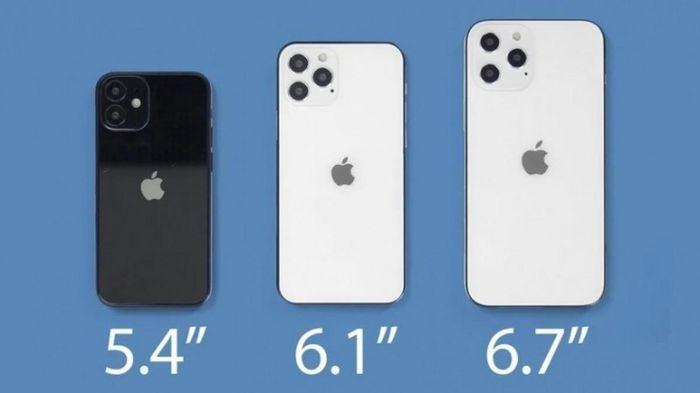 Apple sẽ bán ra iPhone 12 'mini'