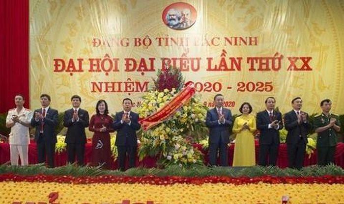 Đồng chí Tô Lâm dự, chỉ đạo Đại hội Đảng bộ tỉnh Bắc Ninh - Công An TP.HCM
