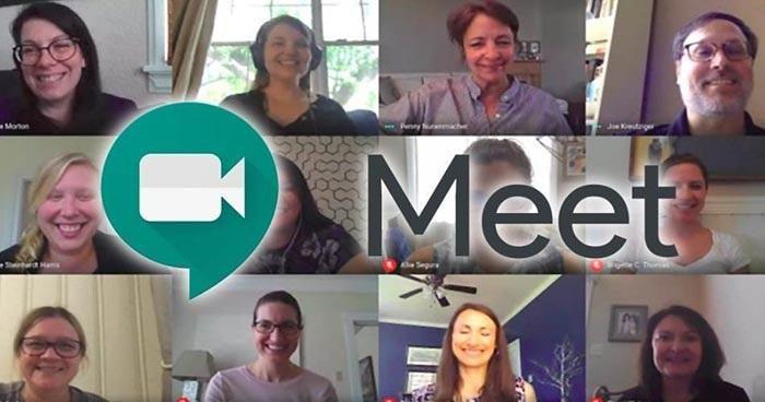 Tin tức công nghệ mới nhất ngày 29/9: Google Meet sẽ không giới hạn 60 phút gói miễn phí đến đến tháng 3/2021