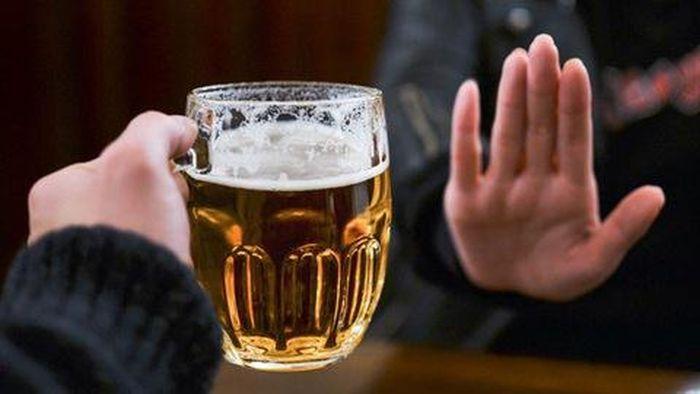 Chứng minh bị người khác ép uống rượu, bia bằng cách nào?