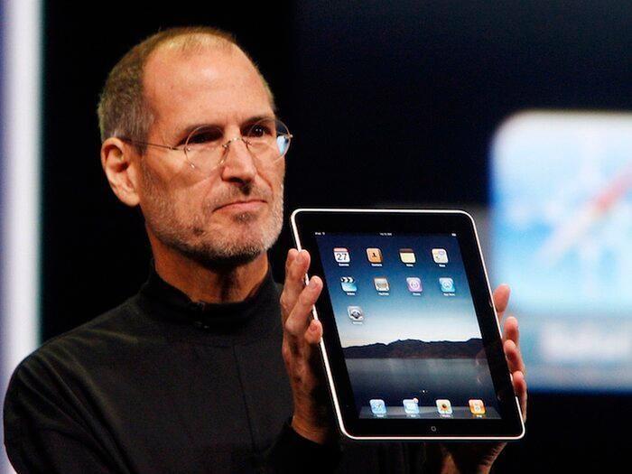 Ngã ngửa với lí do vì sao Apple quyết định ra mắt chiếc iPad đầu tiên