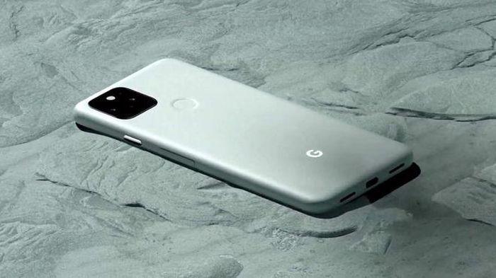 Google trình làng smartphone Pixel 5