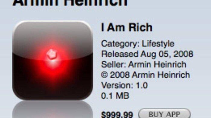 Ứng dụng đắt đỏ và ngu ngốc nhất trên iPhone được ra đời như thế nào?