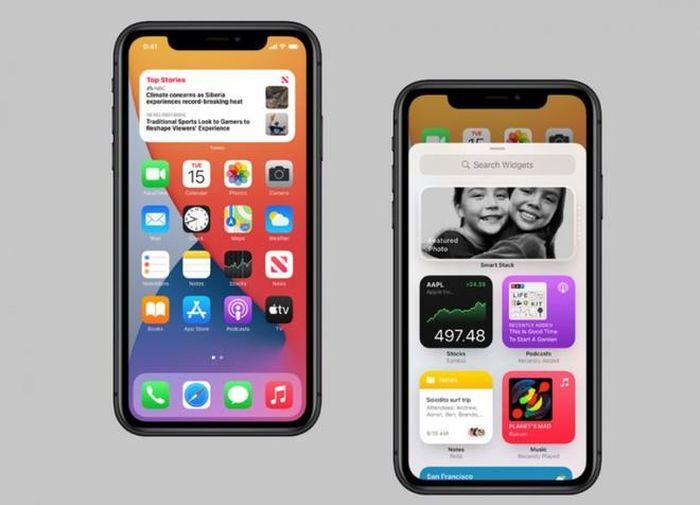 'iOS 14 là bản nâng cấp tệ nhất của Apple'