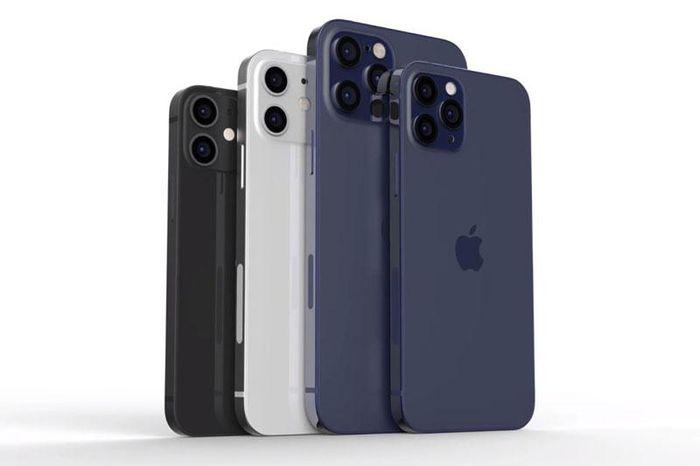 Hé lộ giá bán chi tiết của iPhone 12 Series