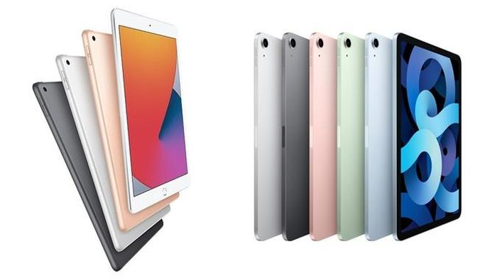 Nên mua iPad Gen 8 hay iPad Air 4?