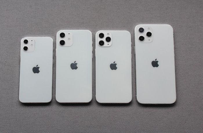 Chân dung 4 mẫu iPhone 12 theo tin đồn