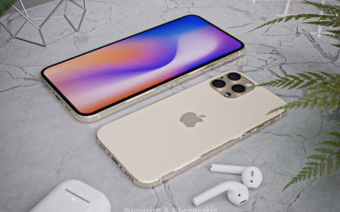 IPhone 12 sẽ không có Touch ID