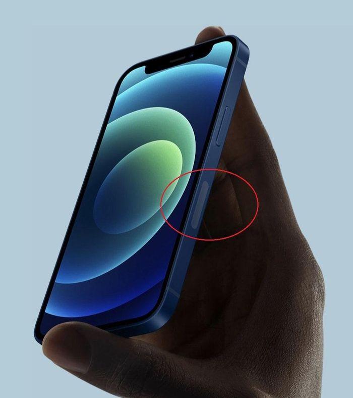 Dấu hiệu nhận biết iPhone 12 thị trường Mỹ bằng anten mmWave